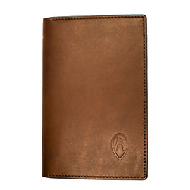 Ray Mears Leather Notebook Cover