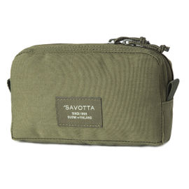 Savotta Horizontal Pocket S - Olive Green