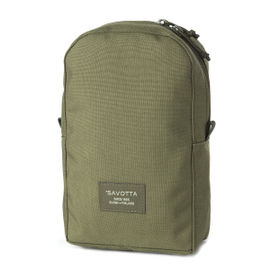 Savotta Vertical Pocket M - Olive Green