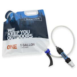 Sawyer One - Gallon Gravity Water Filtration System