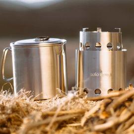 Solo Stove Titan and Pot 1800 Combo