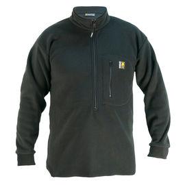 Swazi Bush Shirt - Black
