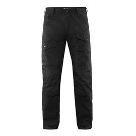 Fjallraven Vidda Pro Ventilated Regular Trousers - Black
