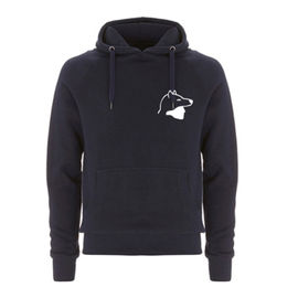 Woodlore Organic Cotton Hoody - Navy