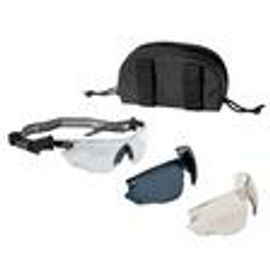 Bolle Combat Ballistic Spectacles Kit - Black