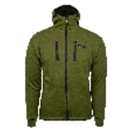 Brynje Antarctic Jacket with Hood - Kaktus Green