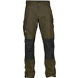 Fjallraven Vidda Pro Regular Trousers - Dark Olive/Black