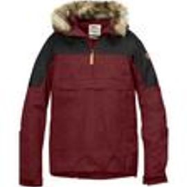 Fjallraven Singi Anorak - Red Oak/Dark Grey