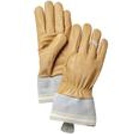 Hestra Skullman 5 Finger Glove - Natural Brown