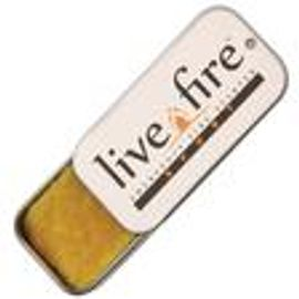 Live Fire Emergency Fire Starter - Sport Size - Pack of 2