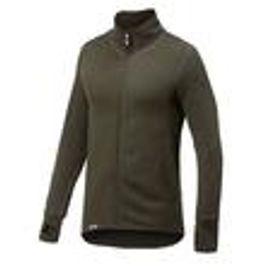 Woolpower Ullfrotte Original Full Zip Jacket - 400g - Pine Green