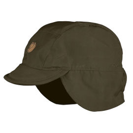 Fjallraven Singi Field Cap - Dark Olive