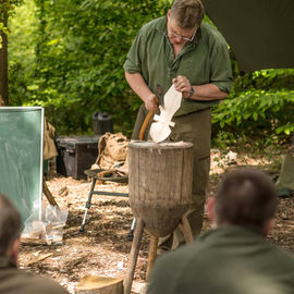 Carving Master Class with Ray Mears