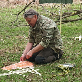 Introduction to Bushcraft with Ray Mears