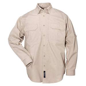 5.11 Tactical Long Sleeve Shirt - Khaki
