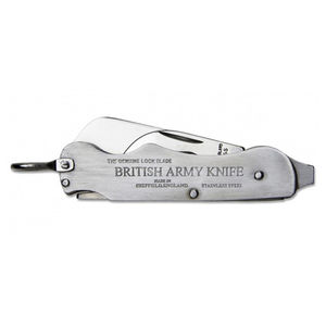 British Army Folding Pocket Knife