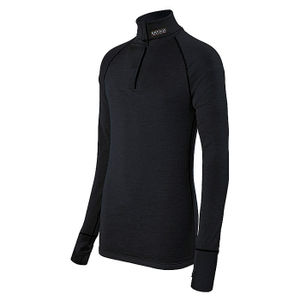 Brynje Arctic Zip Polo - Black