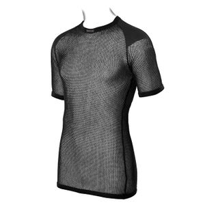 Brynje Wool Thermo T-Shirt w/ Inlay  - Black