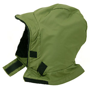 Buffalo Systems DP Hood - Olive Green