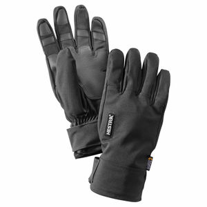 Hestra CZone Pickup Gloves - Black