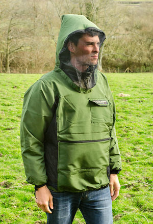 The Original Bug Shirt Microfibre Elite Edition - Ivy Green