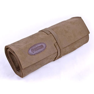 Ray Mears Suede Tool Roll