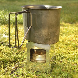 The Pocket Stove - Stainless Steel