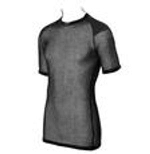 Brynje Wool Thermo T-Shirt w/ Inlay  - Black