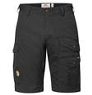 Fjallraven Barents Pro Shorts - Dark Grey/Dark Grey