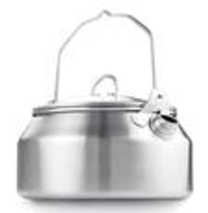 GSI Outdoors Glacier Stainless Steel Camping Kettle