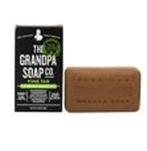 Grandpa´s Wonder Pine Tar Soap 3.25oz - Pack of 4