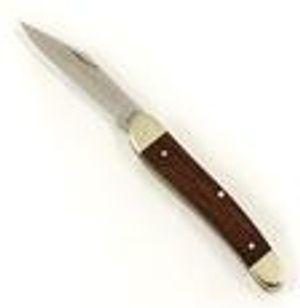 Grohmann Slimline Folding Pocket Knife - Rosewood Handle