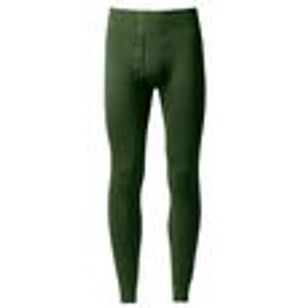 Woolpower Ullfrotte Original Long Johns with Fly - 400g - Green