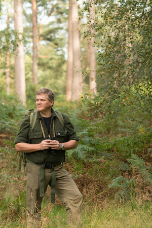 Woodlore Tracking Course with Ray Mears