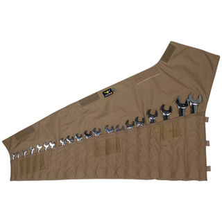 Atlas 46 Wrench Roll Pouch - 20 Slot