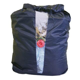 BCB Rucksack Dry Bag with Compression Valve - 60L - Black