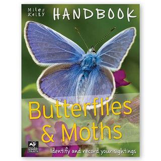 Butterflies and Moths Handbook