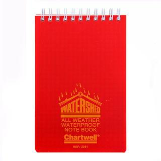 Chartwell Watershed Waterproof Notebook