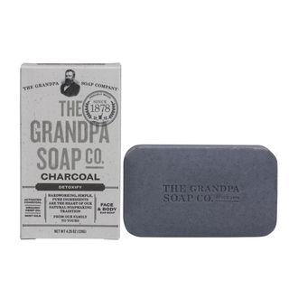 Grandpa's Charcoal Soap - Pack of 4