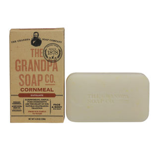Grandpa's Cornmeal Soap - Pack of 4