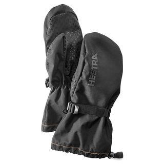 Hestra Pullover Mitten - Black