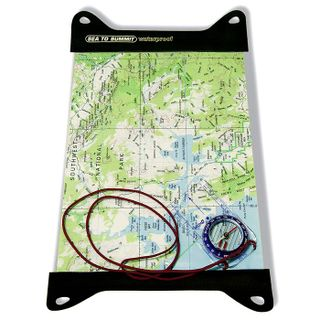 Sea to Summit TPU Guide Waterproof Map Case - Medium