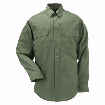 5.11 Taclite Pro Long Sleeve Shirt - Green