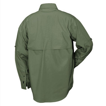 5.11 Tactical Long Sleeve Shirt - Green