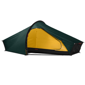 Hilleberg Akto 1 Man Tent - Green (Plus 70.00 Pound Bonus)