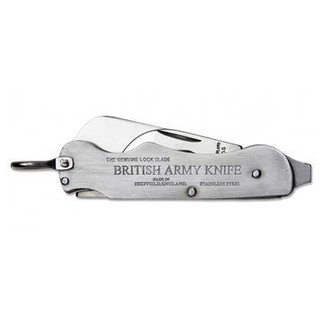 British Army Knife  - Locking Blade