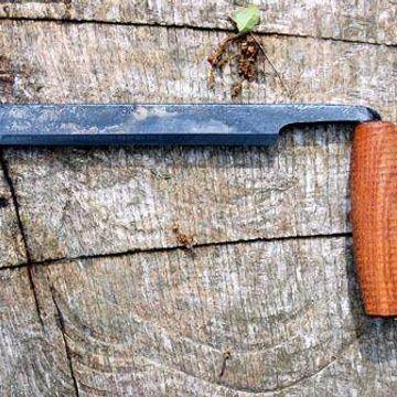 S. Djarv Hantverk Drawknife - 14 cm