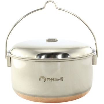 Eagle Products Stainless Steel Pot - 3.2 Litre