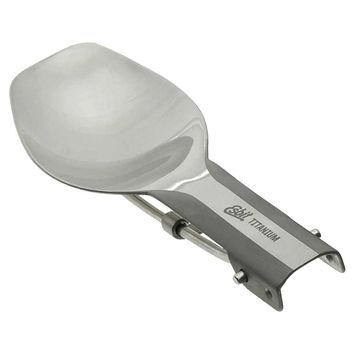 Esbit Titanium Folding Spoon