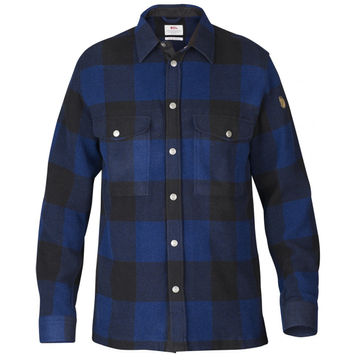 Fjallraven Canada Shirt - Uncle Blue